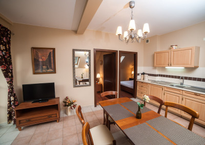 Apartament Klasyczny  (od 4 do 6 osób)