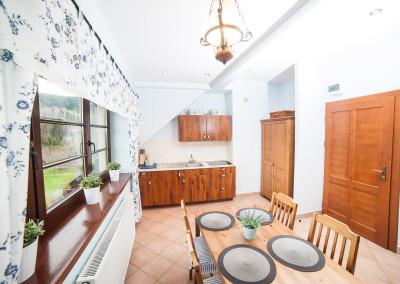 Apartament Rustykalny  (od 4 do 6 osób)